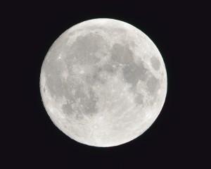 Super moon! 2015-09-27